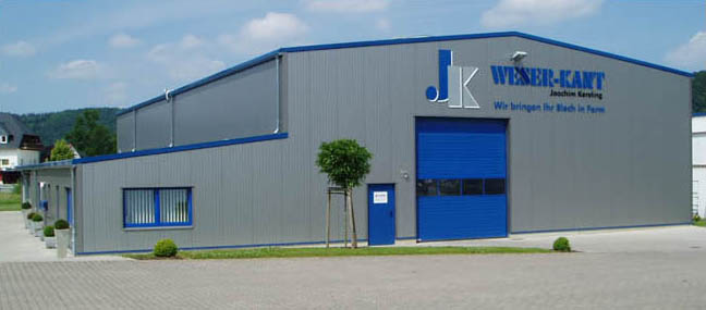 Building profiles/ sandwich elements/ trapezoidal sheet metal/ light panels